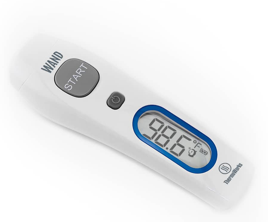 WAND™ - No Touch Forehead Thermometer (FDA-Cleared) elderly gadget