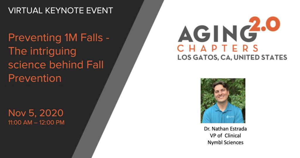 Aging 2.0: Preventing 1M Falls Dr. Estrada